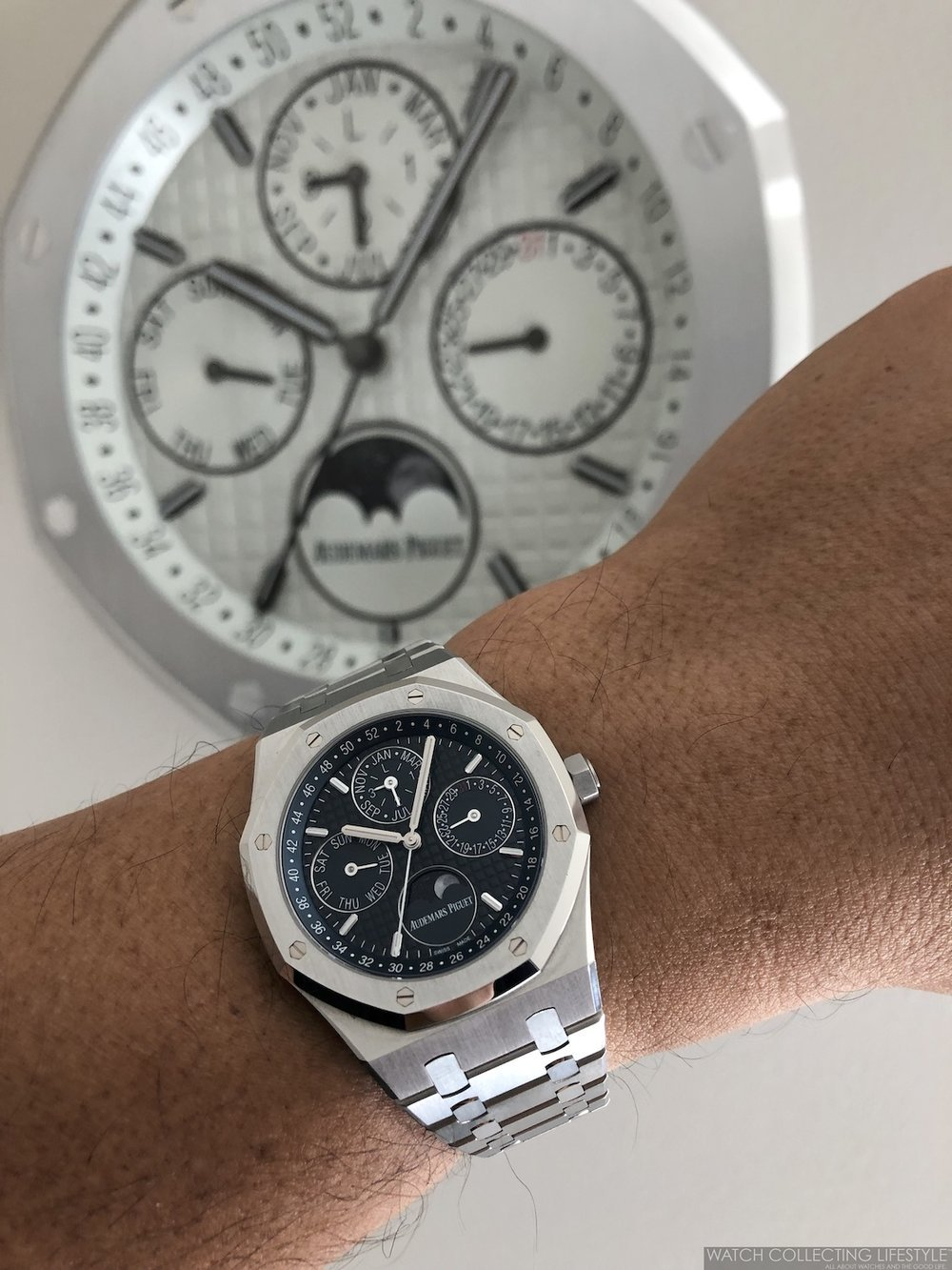 From The Editor: What Makes The Ap Royal Oak Perpetual Understated Calendar In Publisher