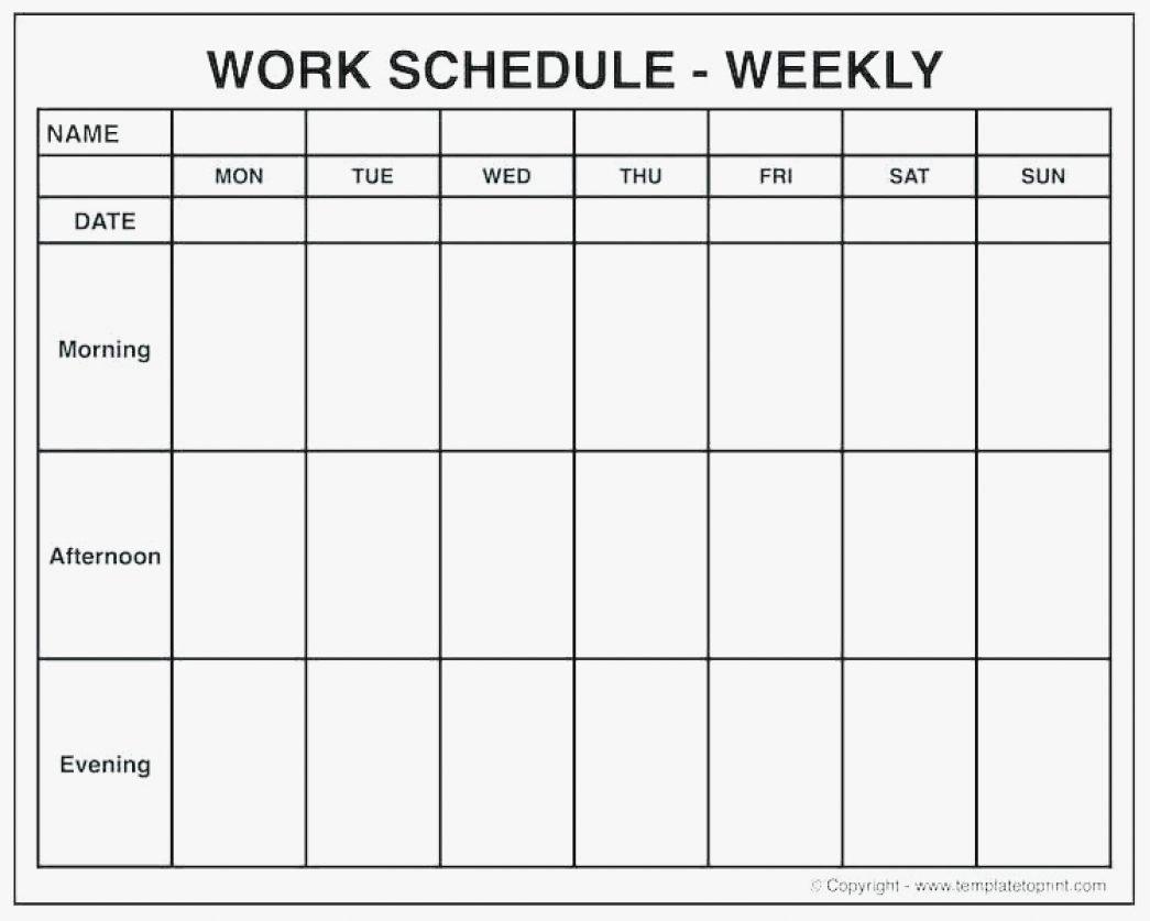 Get Blank Calendar With Time Slots   Calendar Printables 1 Week Calendar Printable