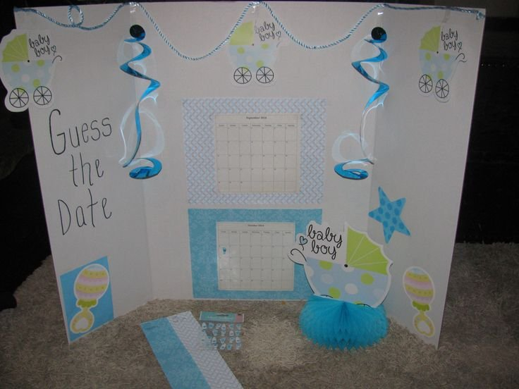Guess The Date Game. Guess When Baby Will Be Born. Fun Guess The Baby Born Date Pdf