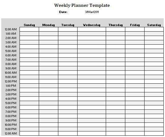 Https://S Media Cache Ak0.Pinimg/736X/B9/Fe/Ef Printable Daily Calendar With Hours