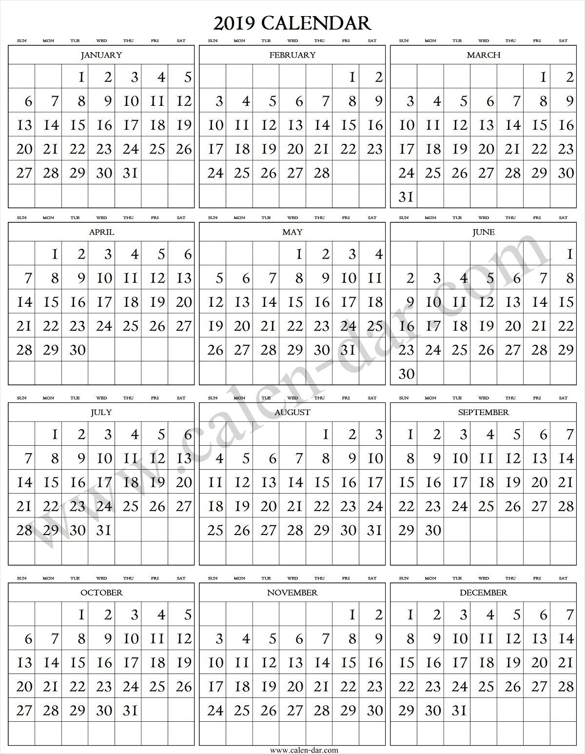 Large Printable Numbers 1 31 – Calendar Inspiration Design Print Numbers 1 To 31