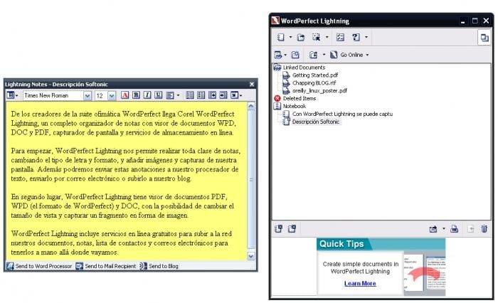 Lightning – Descargar Where Is Wordperfect Calendar