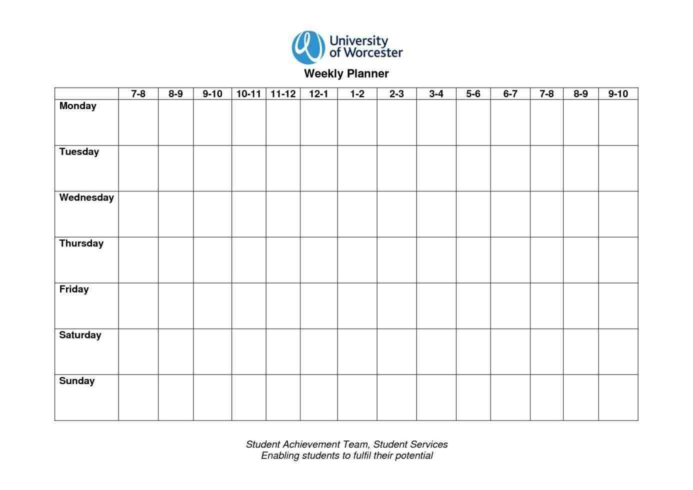 Monday Through Sunday Calendar | Calendar Template 2020 How To Make A Calendar In Word Monday Through Sunday