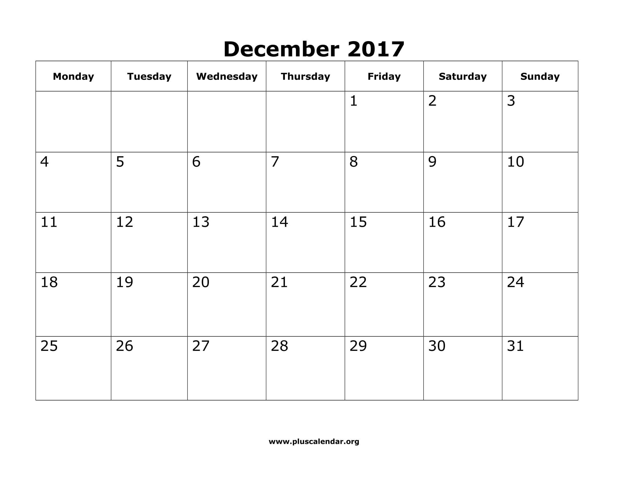 November 2018 Monday Through Sunday – Template Calendar Design Monday To Friday Schedule