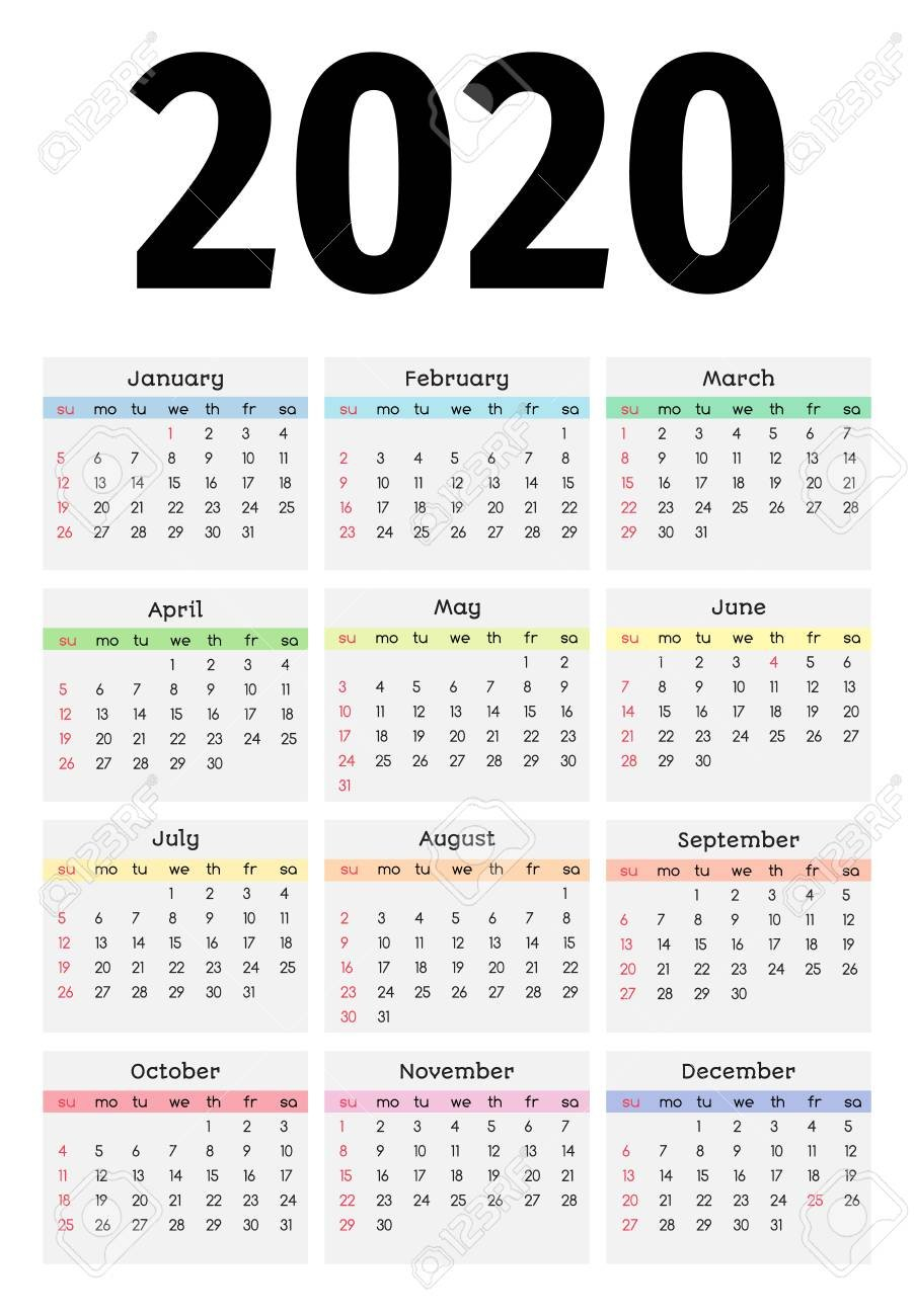 Pick Monday Through Friday 2020 Calen Dar | Calendar Free Monday Thru Friday Weekly Calendar With Time Slotsprintable