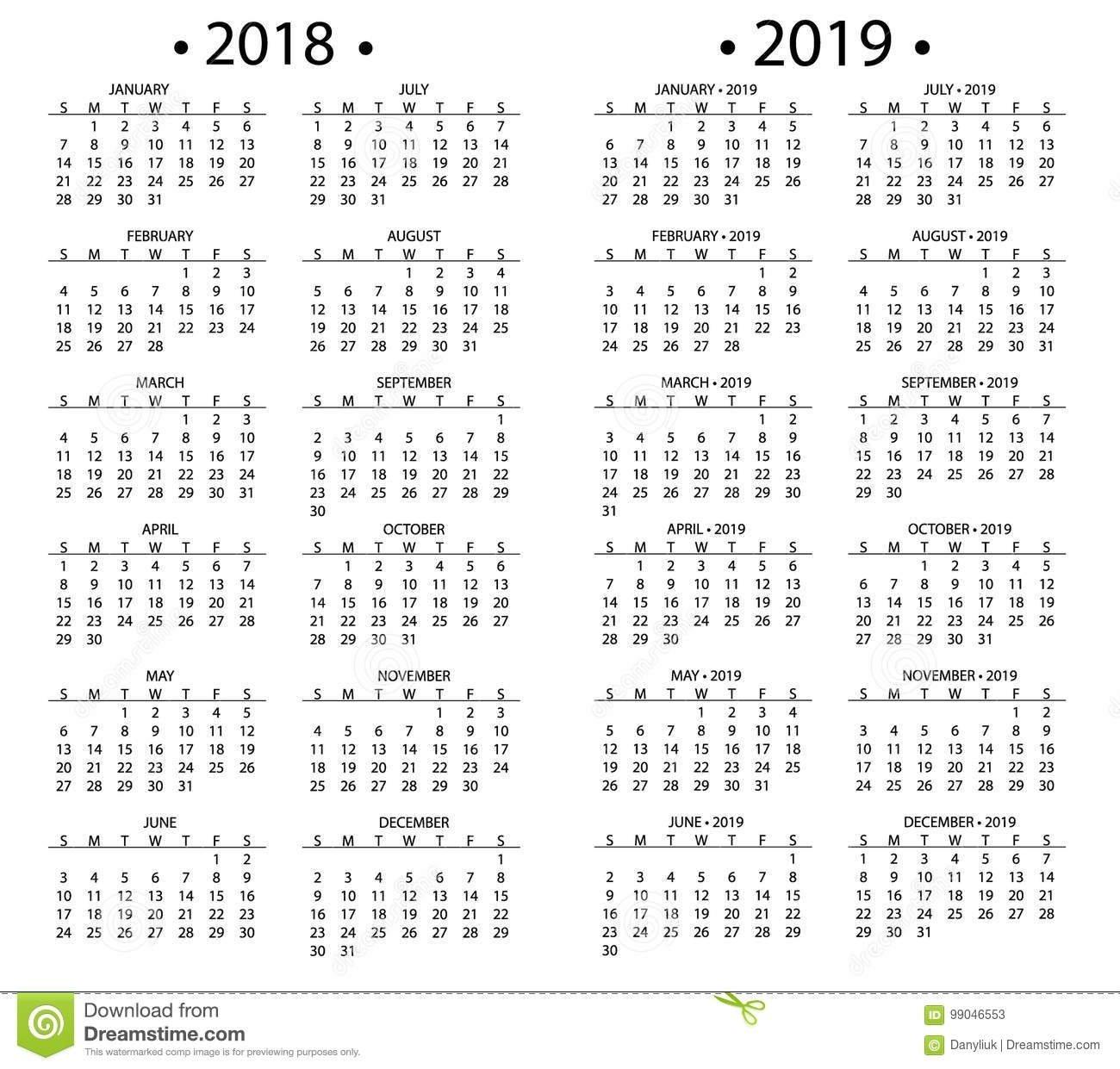 Pick Printable Free August 2019 Calendar Template With Pick The Due Date Calendar Template Free