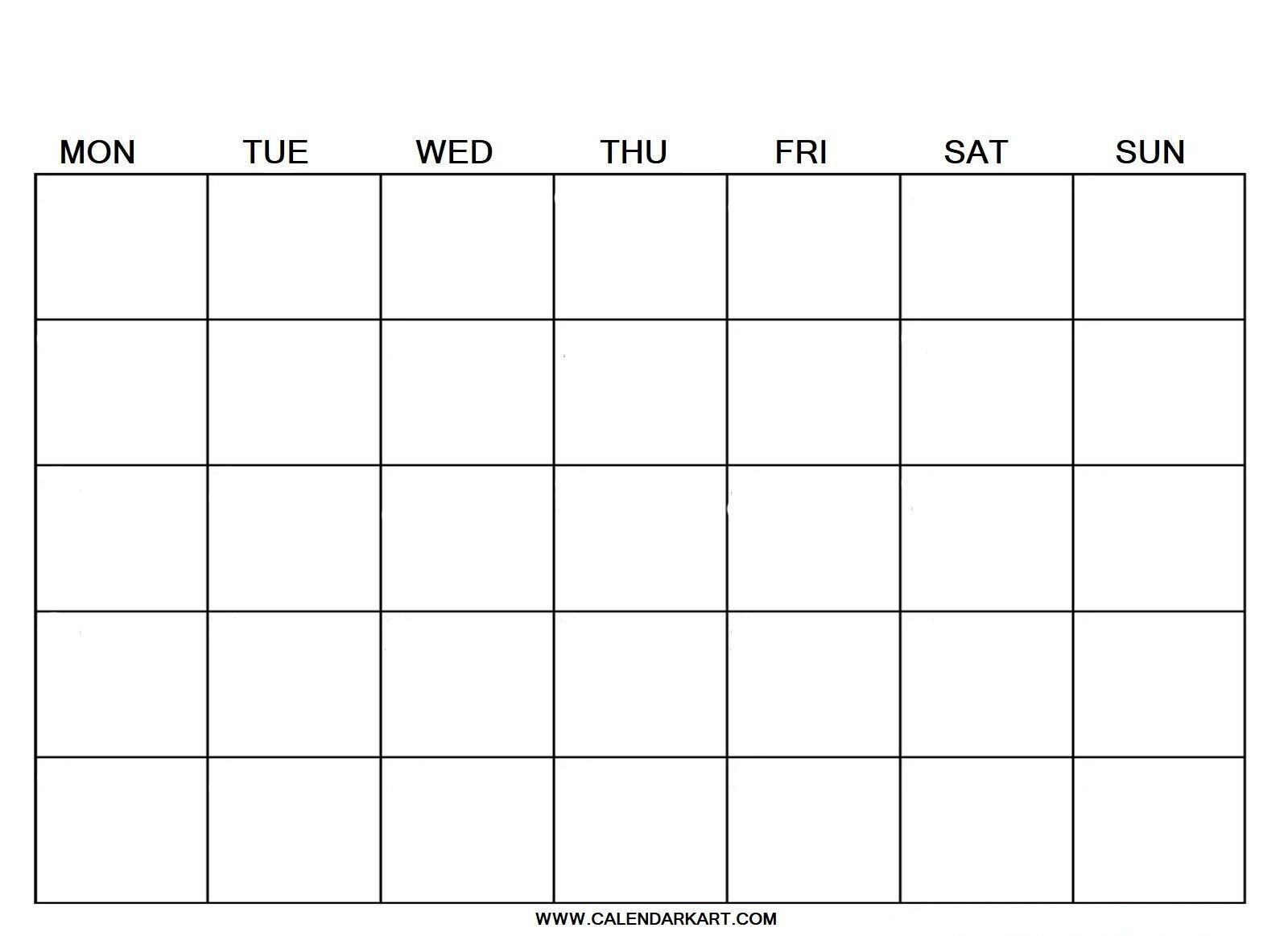 Pin On Calendar Example Fill In A Calendar