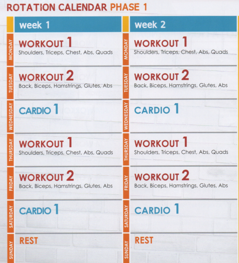 Pin On Good To Know Hip Hop Abs Schedule Printable