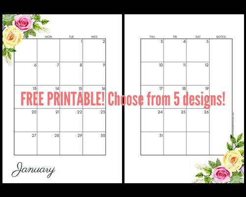 Pin On Planners Calendar 2 Week Block Printable Free April