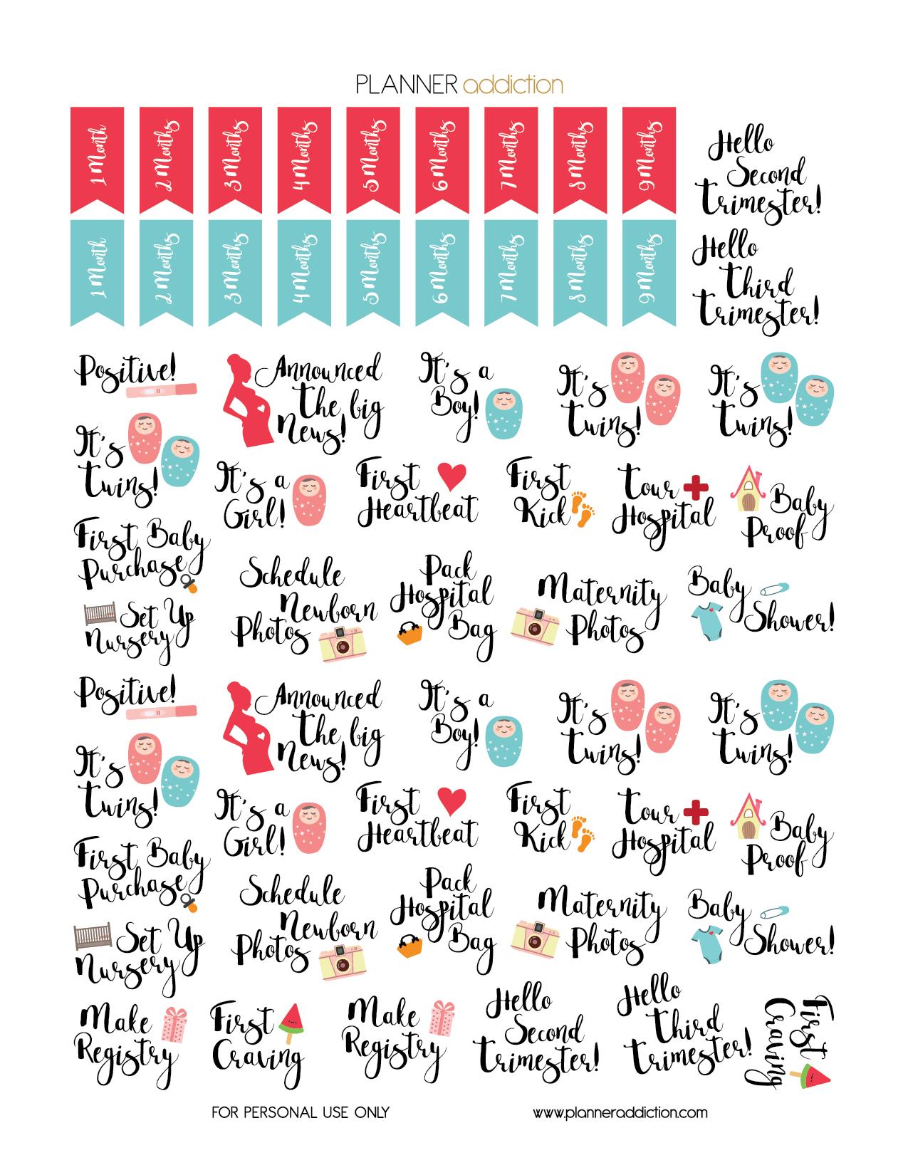 Pin On Pregnancy Journey Pregnancy Countdown Calendar Printable Free