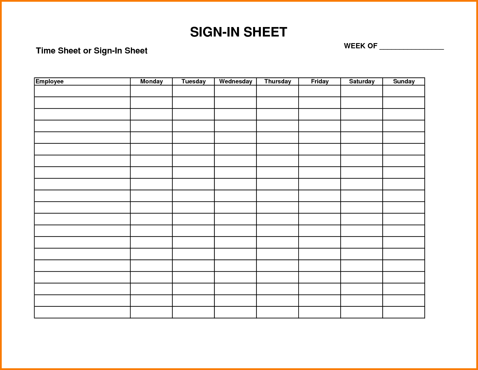 Pinjoe Dupin On Storms Transportation | Sign In Sheet Saturday Thur Friday Schedule