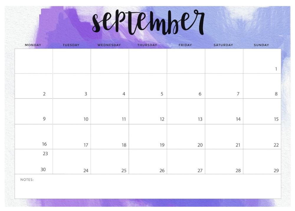 Pinnancy King On Calendars | Monday Tuesday, Friday Blank Sunday Through Saturday Calendar