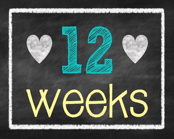 Pregnancy Calendar Countdown Chalkboard Mitrinty Count Down Calendar