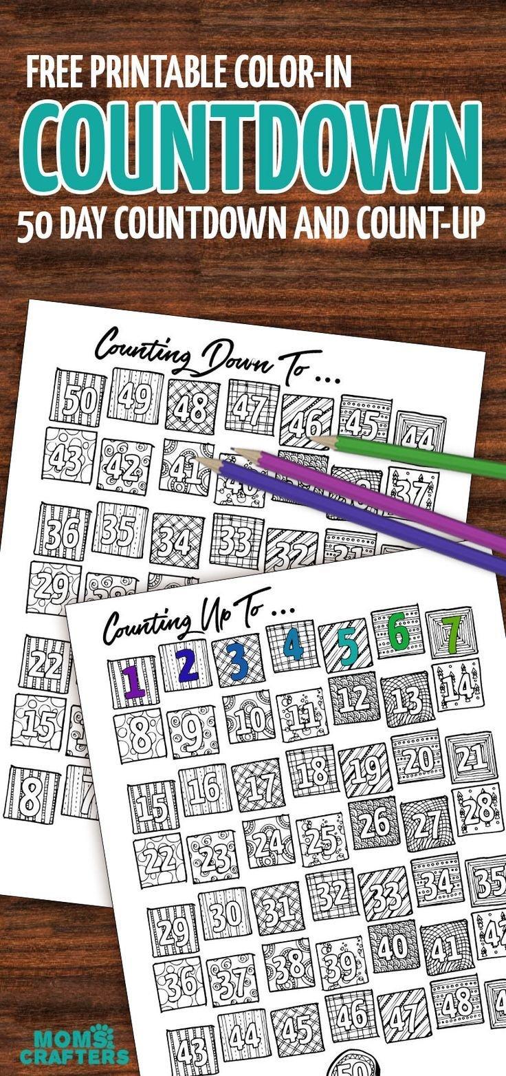 Pregnancy Countdown Calendar Printable Free   Example Mitrinty Count Down Calendar