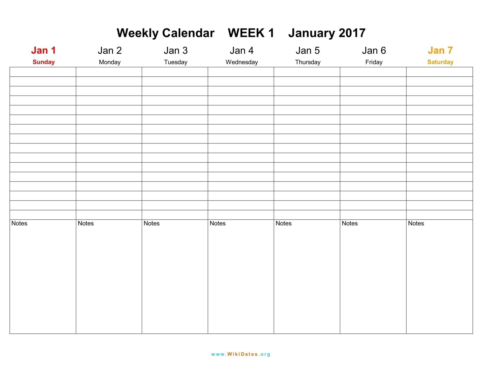 Printable Calendar 1 Week | Month Calendar Printable 1 Week Schedule Printable