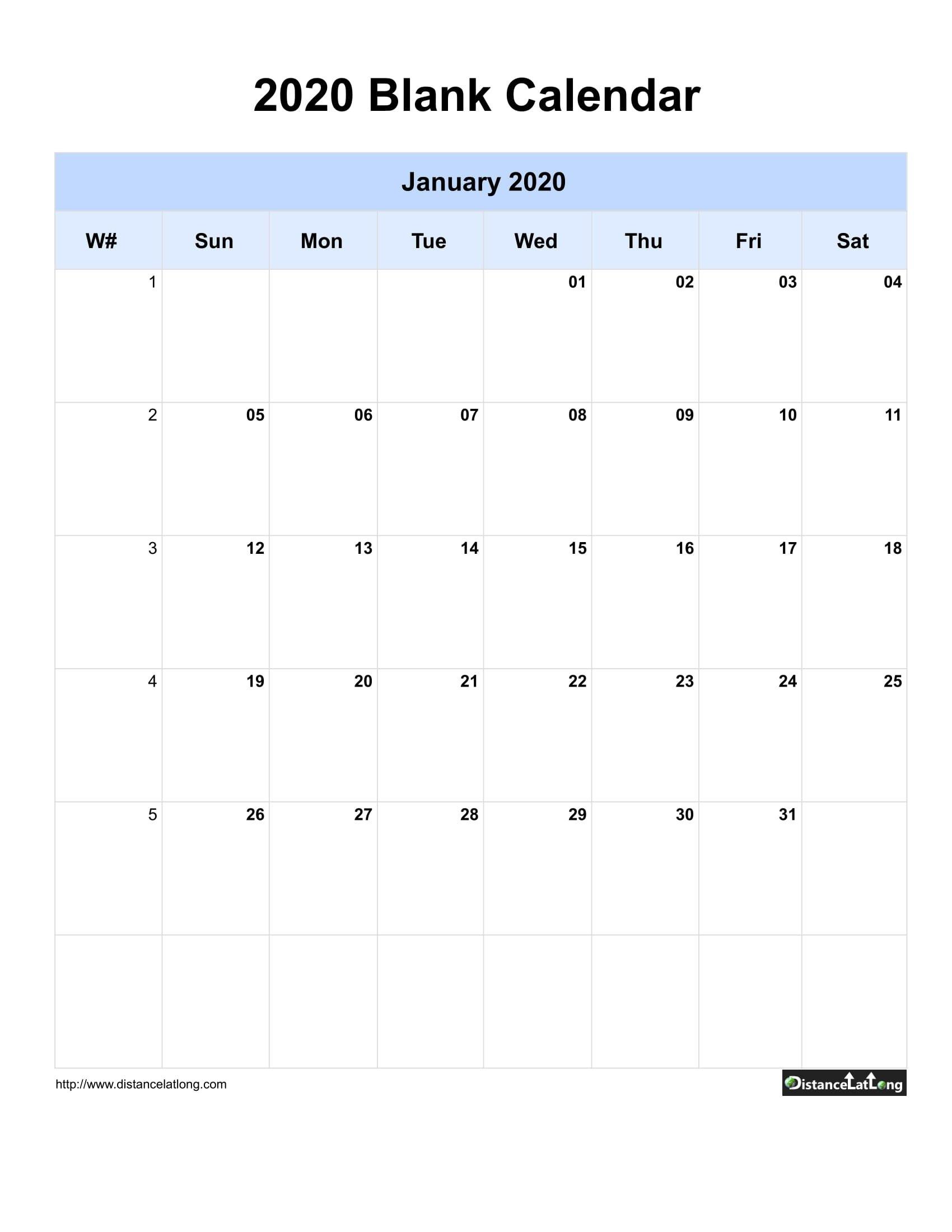 Printable Calendar Year Per Page   Ten Free Printable Free Blank Printable Monthly Calendar Pdf