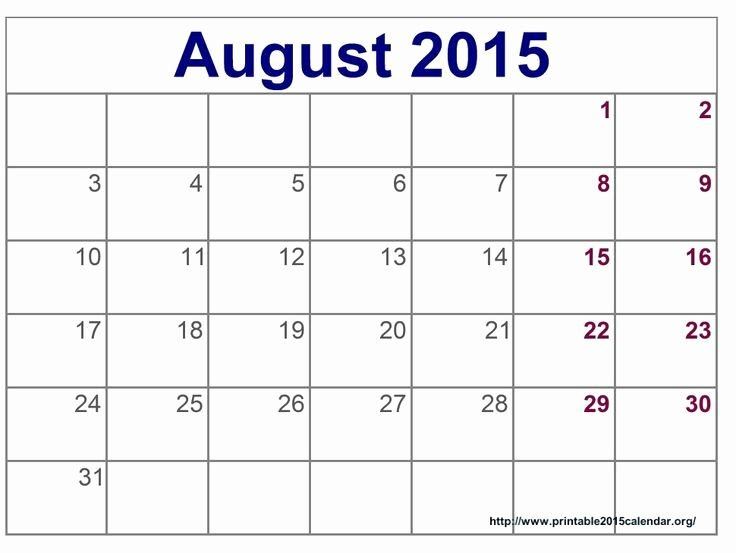 Printable Calendar You Can Edit In 2020   2015 Calendar Calendars You Can Edit And Print