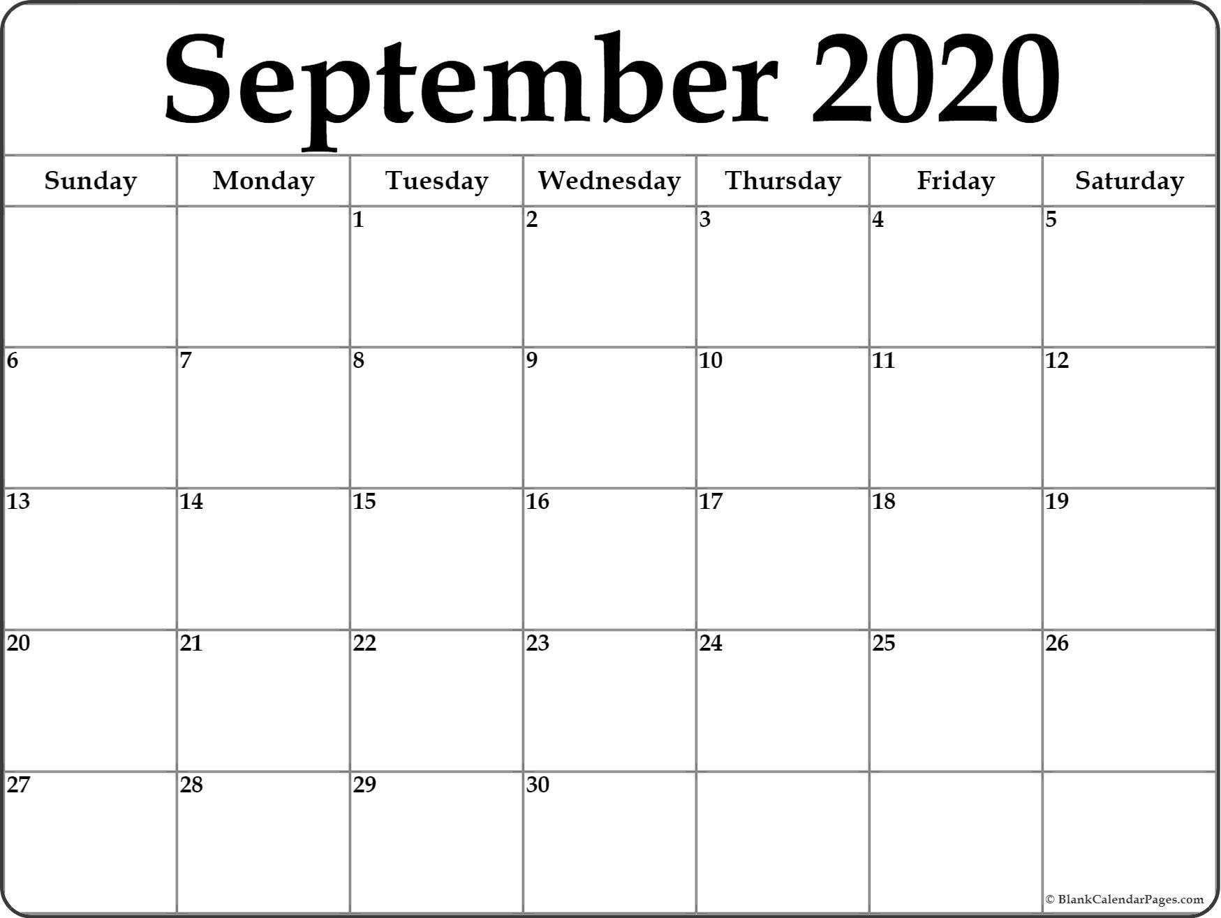 Printable Monday Friday Calendar 2020 Monthly | Calendar Monday To Friday Printable Monthly Calendar