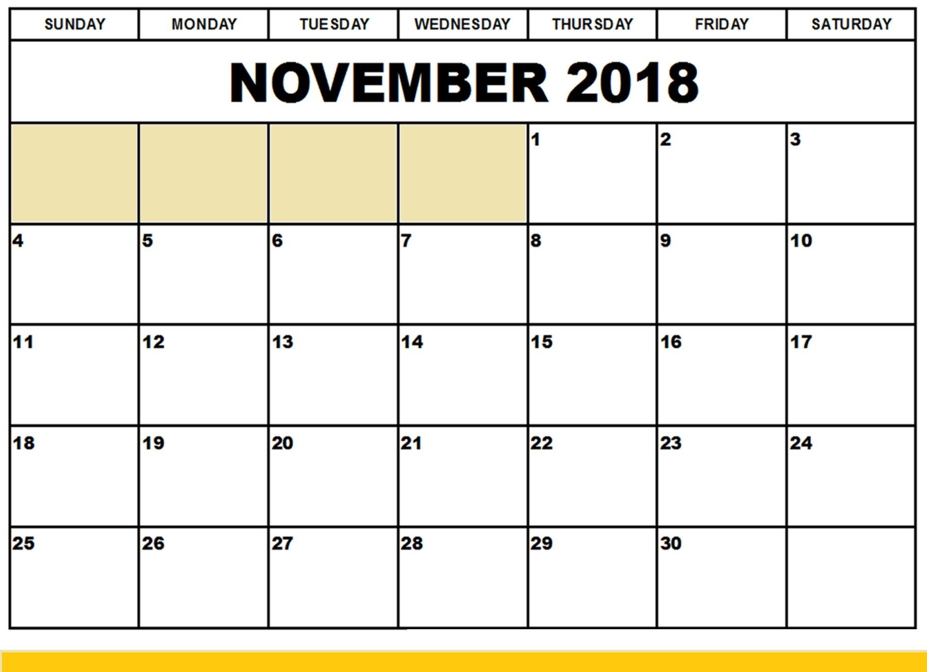 Printable Monthly Calendar That I Can Edit | Example Calender You Cann Edit With Holidays On It