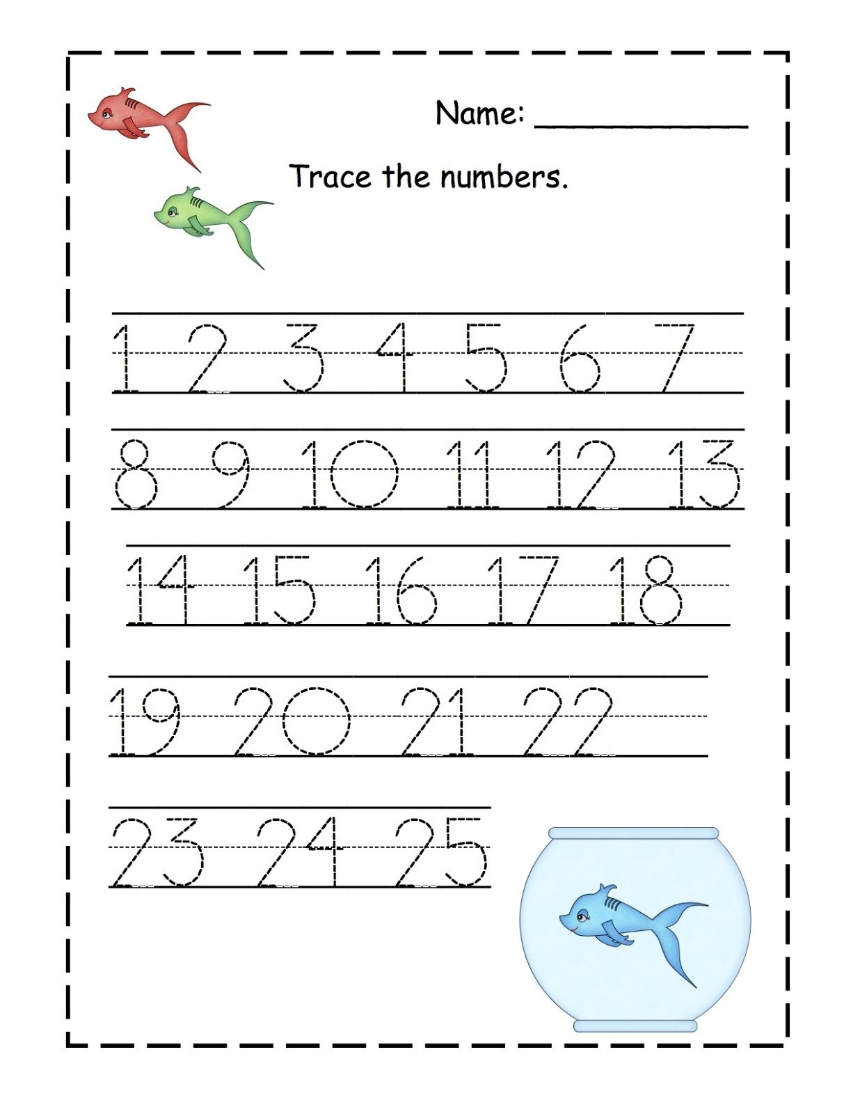 Printable Preschool Numbers 1 31 – Calendar Inspiration Design Numbers 1 To 31 Printable