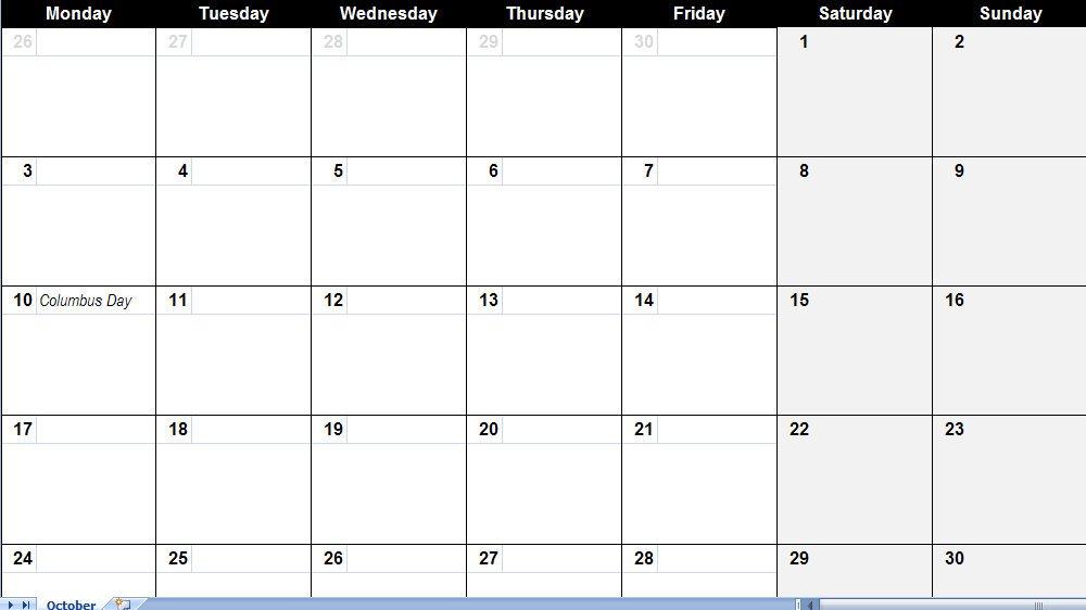 Repercabdjo: Calendar 2011 Canada Printable Fill In A Calendar