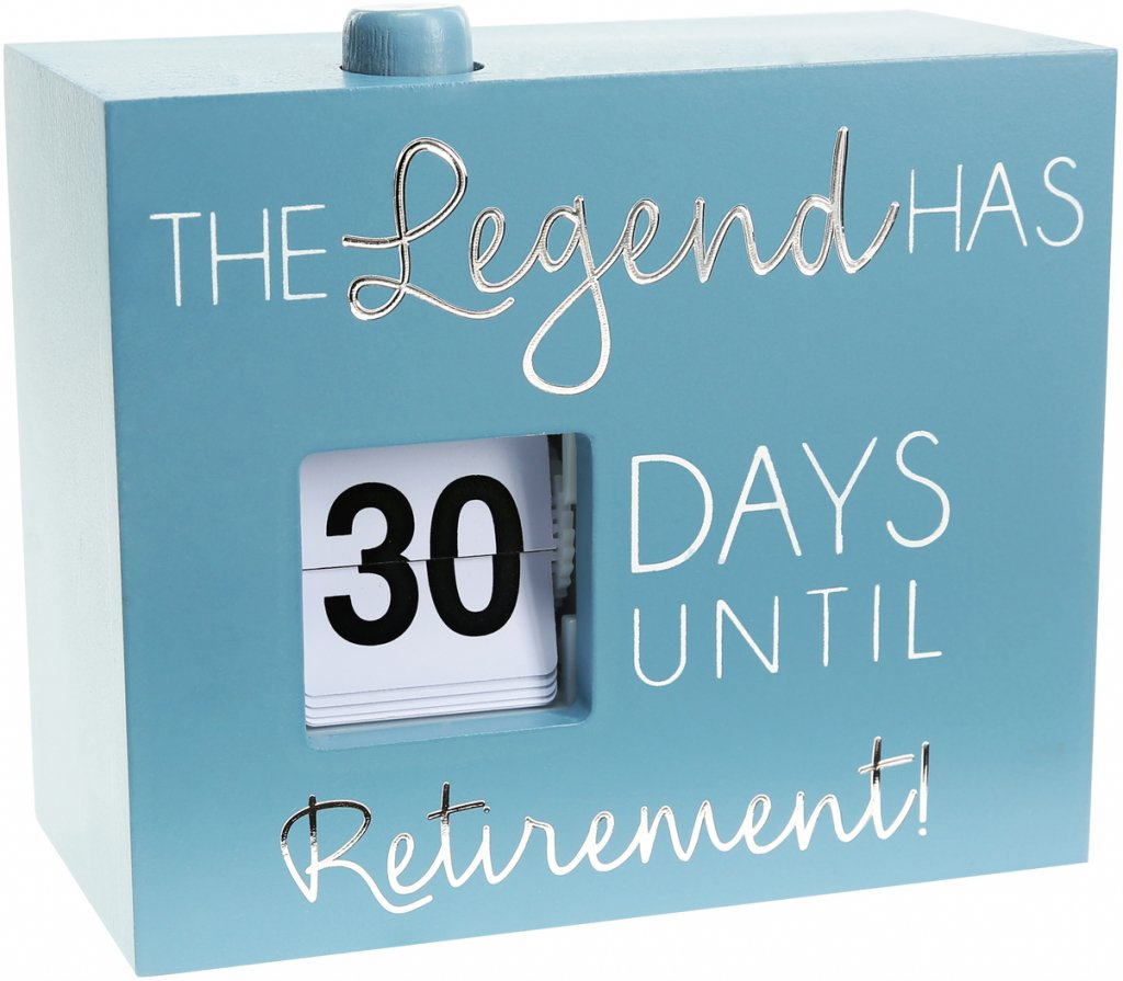 Retirement Calender – Calendar Template 2020 Countdown Calendar To Retirement
