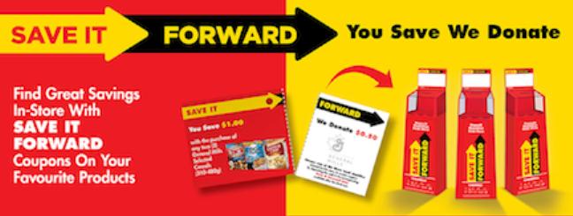 Save It Forward – Ottawa Food Bank The No Frills Calendar