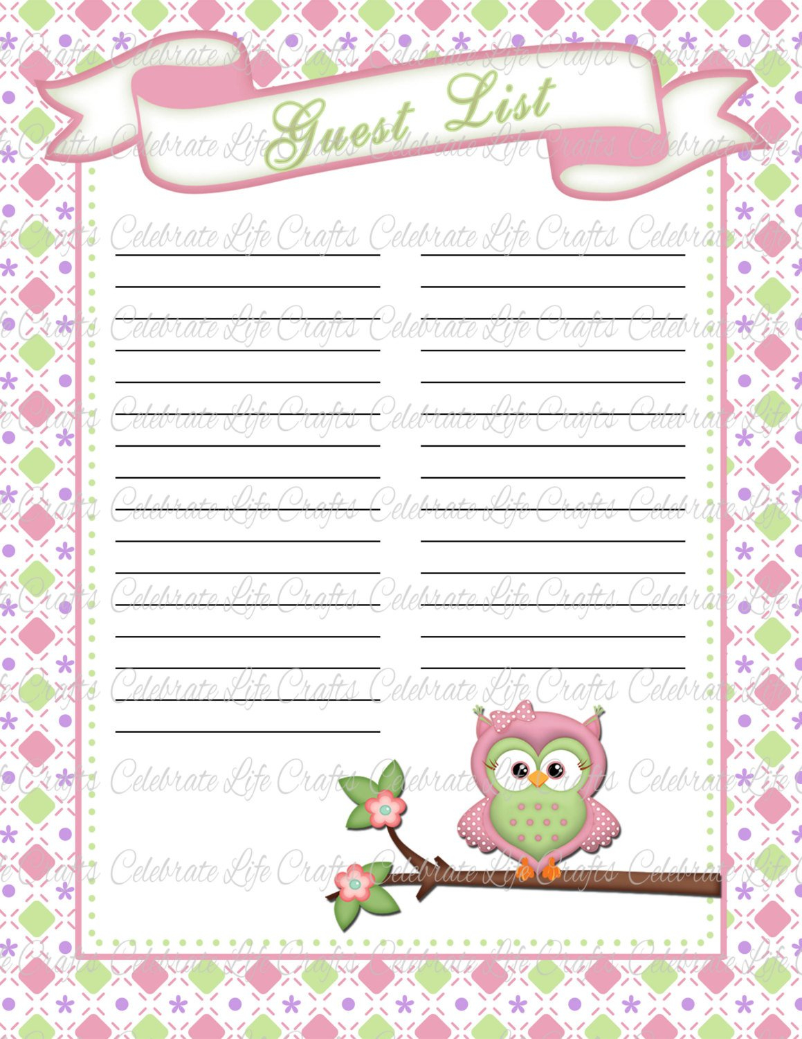 """Search Results For """"Potluck Printables"""" – Calendar 2015 Tempalate For Baby Sweepstake"""