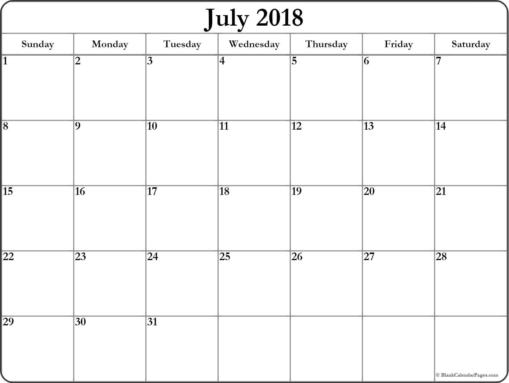 September 2018 – Page 3 – Template Calendar Design Printale Calendar Fill In