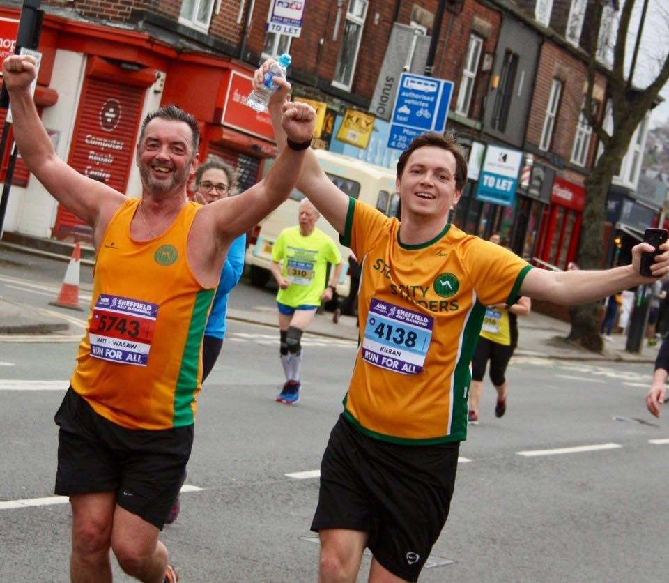 Sheffield Half Marathon 2018Steel City Striders Running Blank Training Calendar Tueday Nights