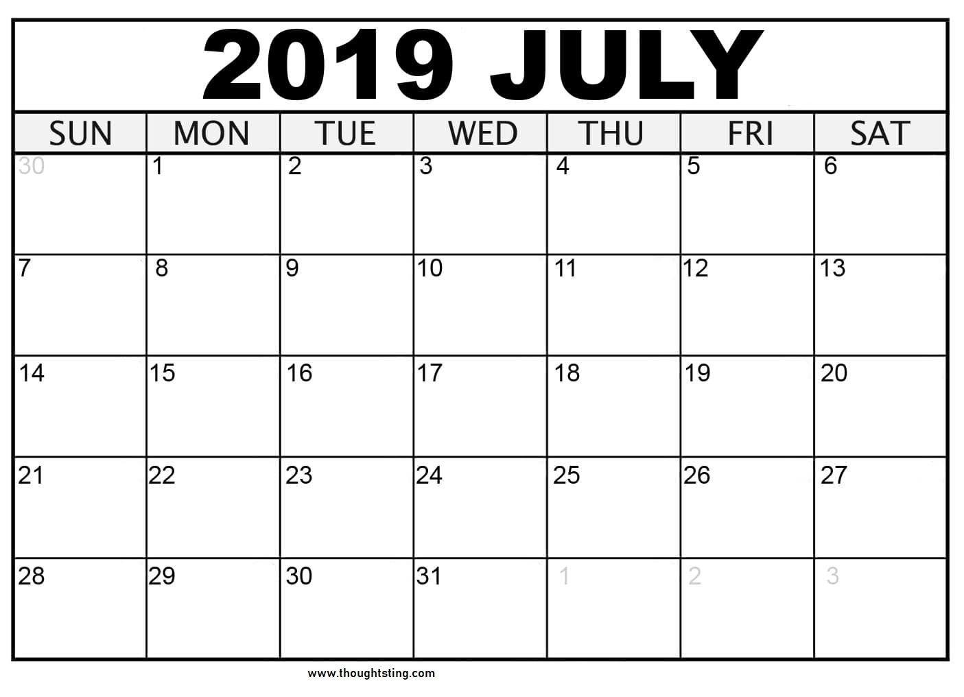 Take 8X11 January 2020 Printable   Calendar Printables Free Blank Printable Monthly Calendar Pdf