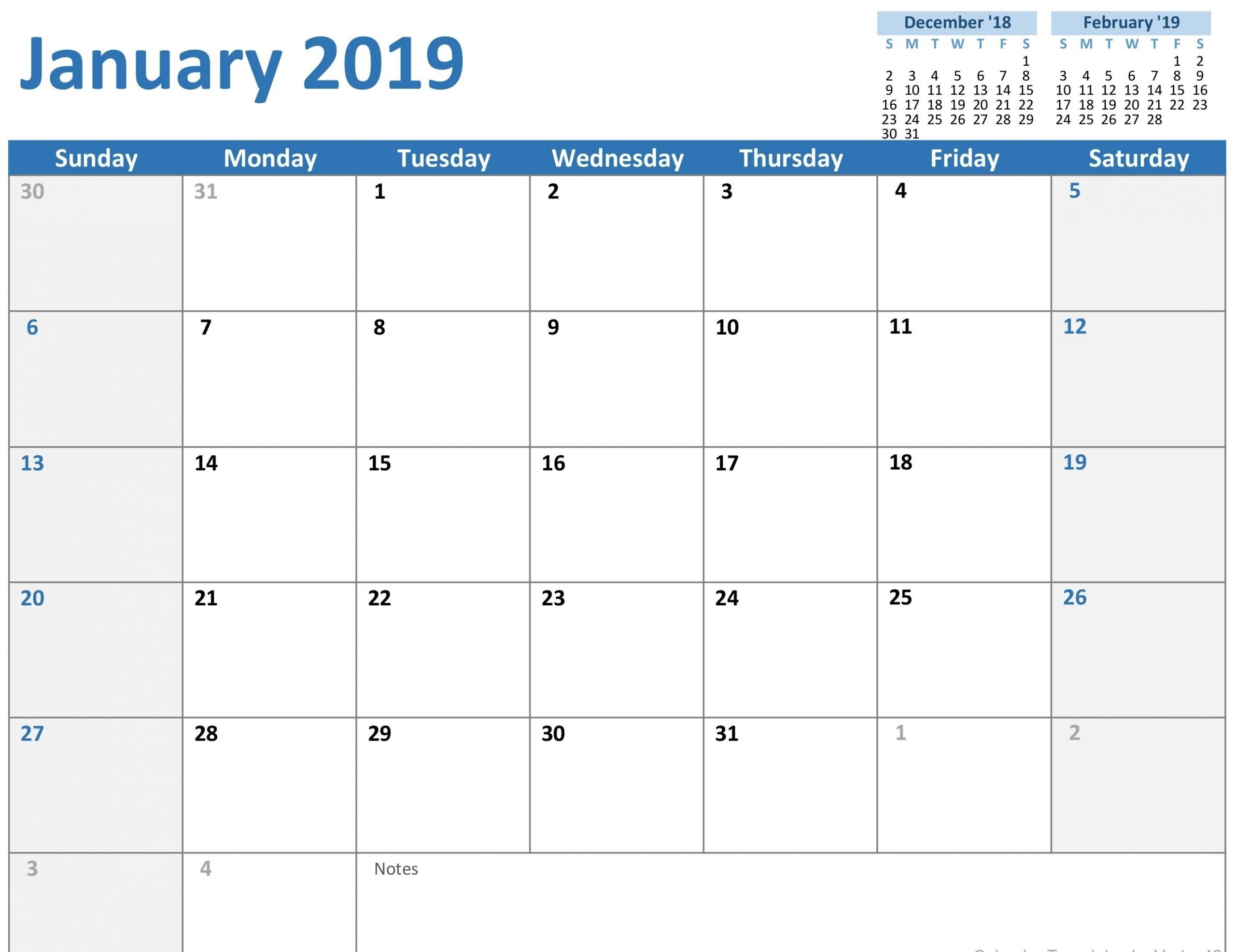 Take Blank Calendar Mon Through Fri With No Dates Or Month Mon - Friday Monthly Calendar Template