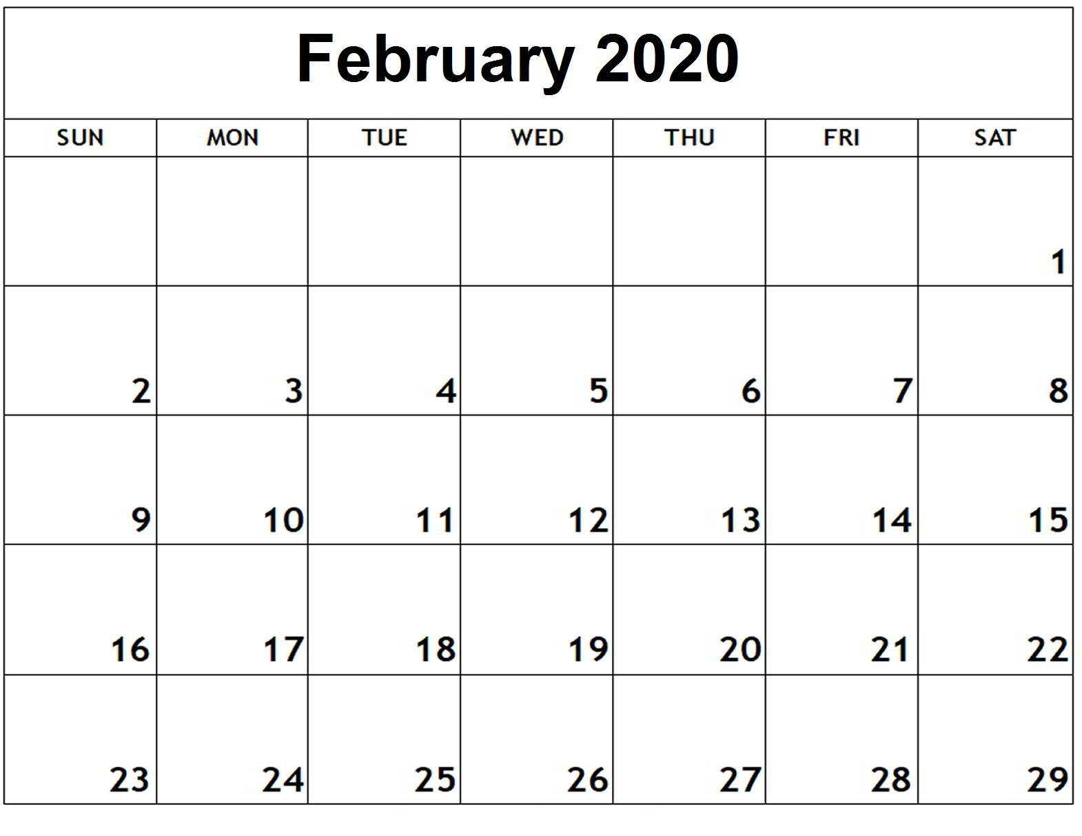 Take Blank Monthly Calendar Printable Portic 2020 That Can April Calendar That Can Be Edit