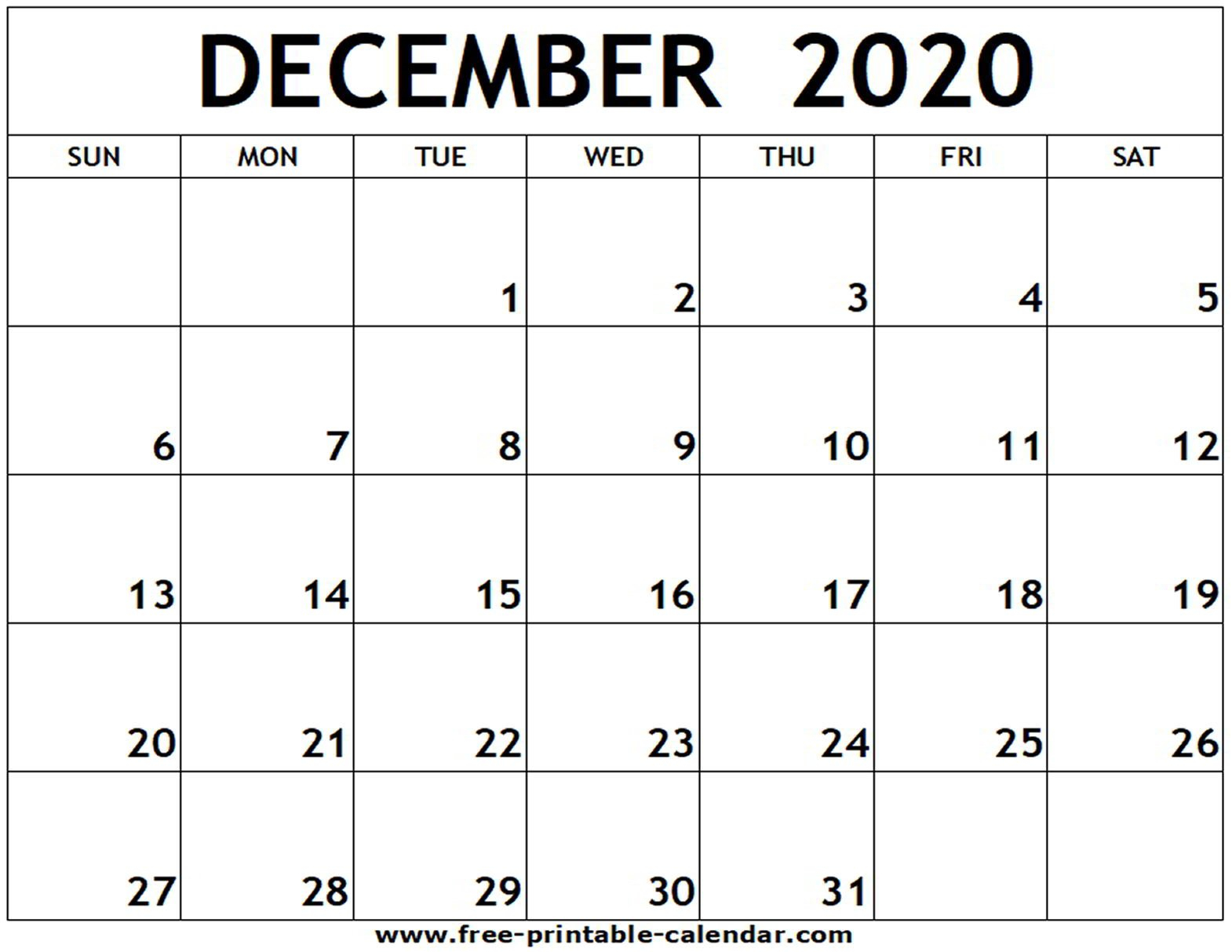Take Small Monthly Calendar Printable 2020 October Small Printable Blank Calendar