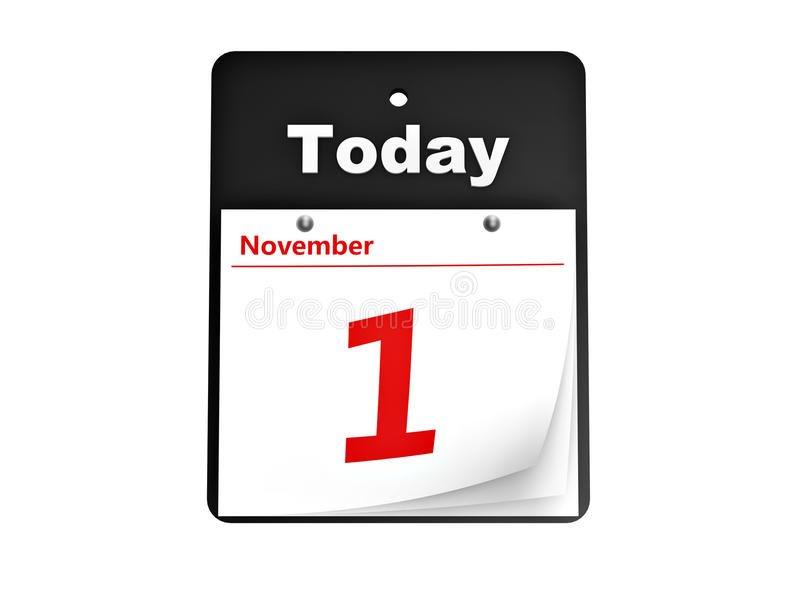 Tear Off Day Calendar Stock Photo – Image: 20333330 Free Printable Tear Off Calendar