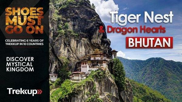 Tiger Nest & Dragon Hearts | Thimpu + Paro, Bhutan | Meetup Calendar That Shows Every 2 Weeks Starting February 17Th