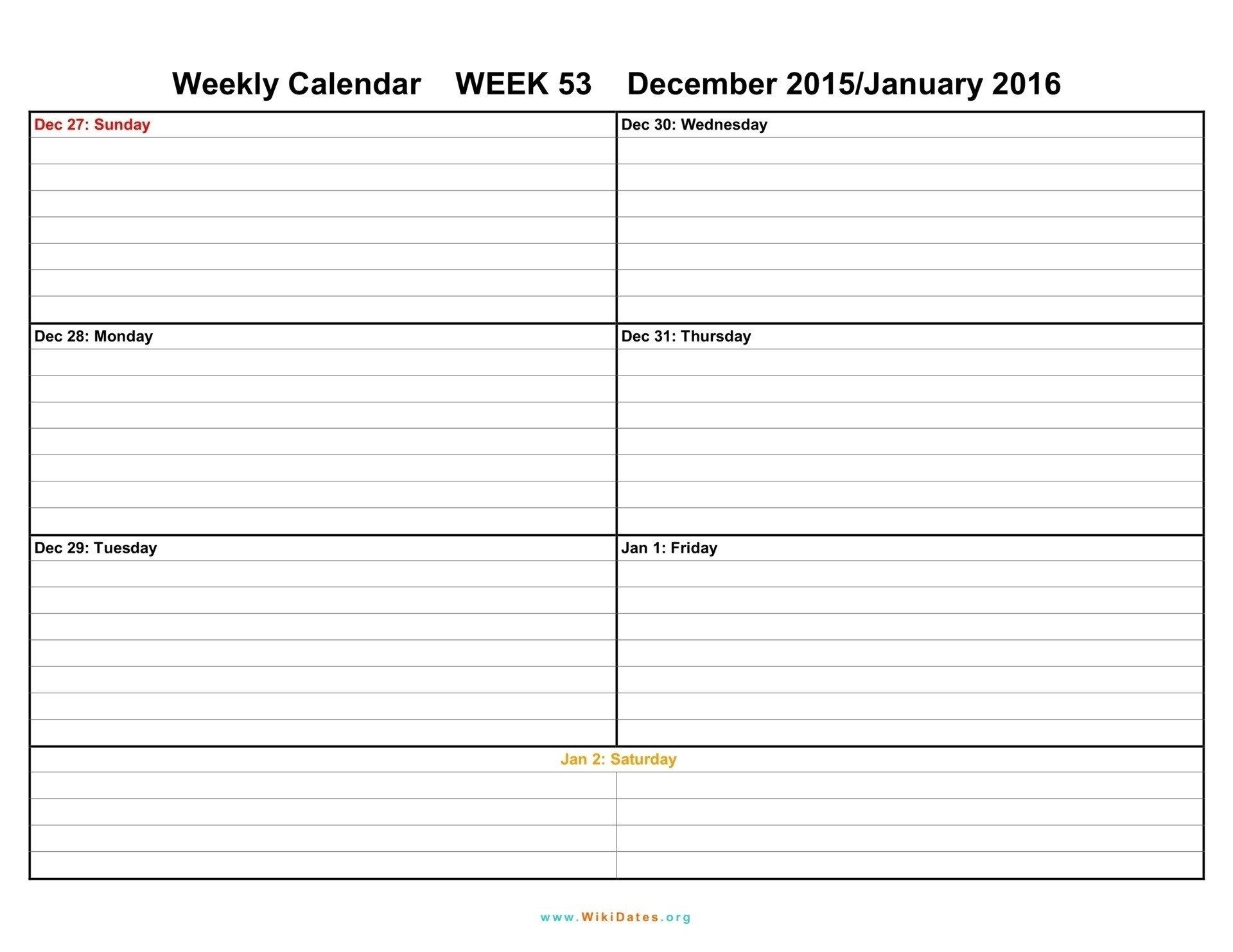 Two Week Monday To Friday Calendars – Calendar Inspiration Outlook Schedule 2Week Print