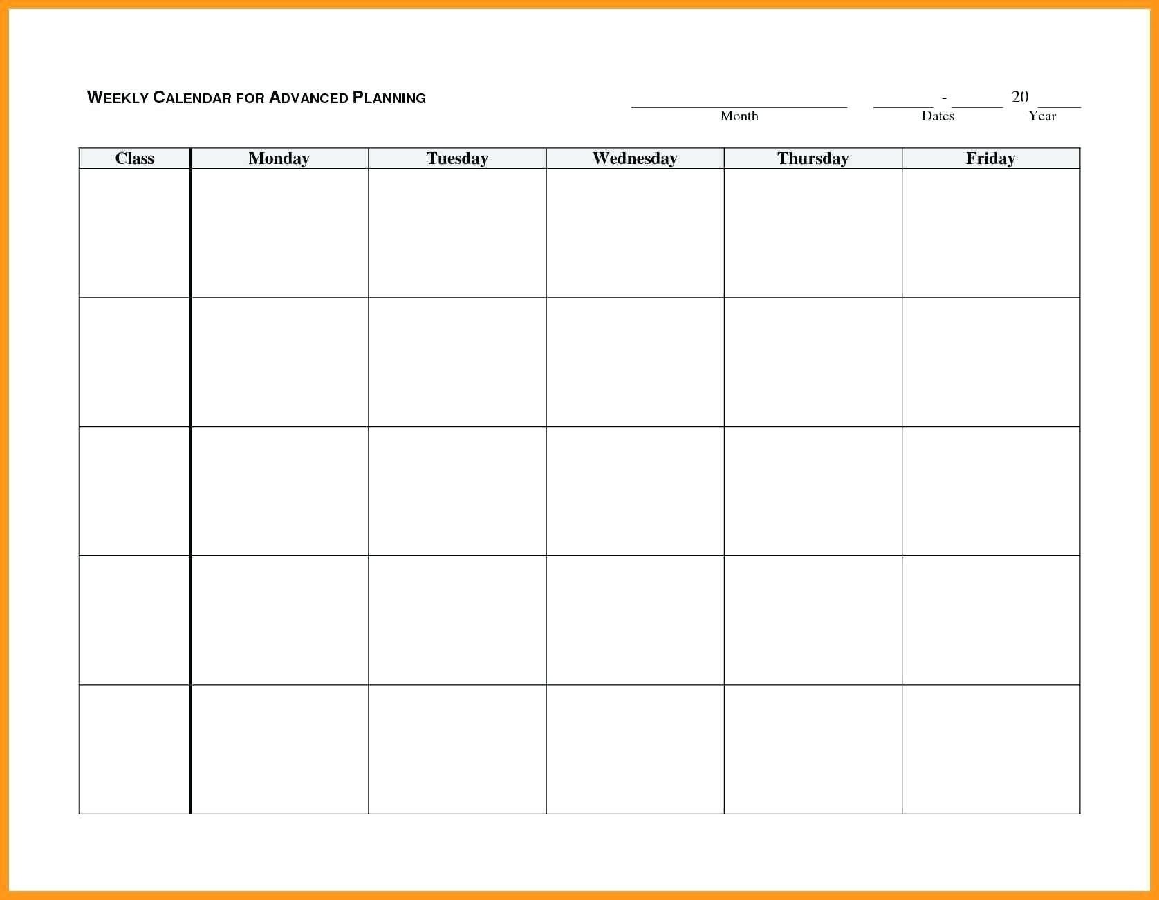 Universal Blank Calendar Grid Moday Friday – Get Your Blank Calendar Grid Moday Friday