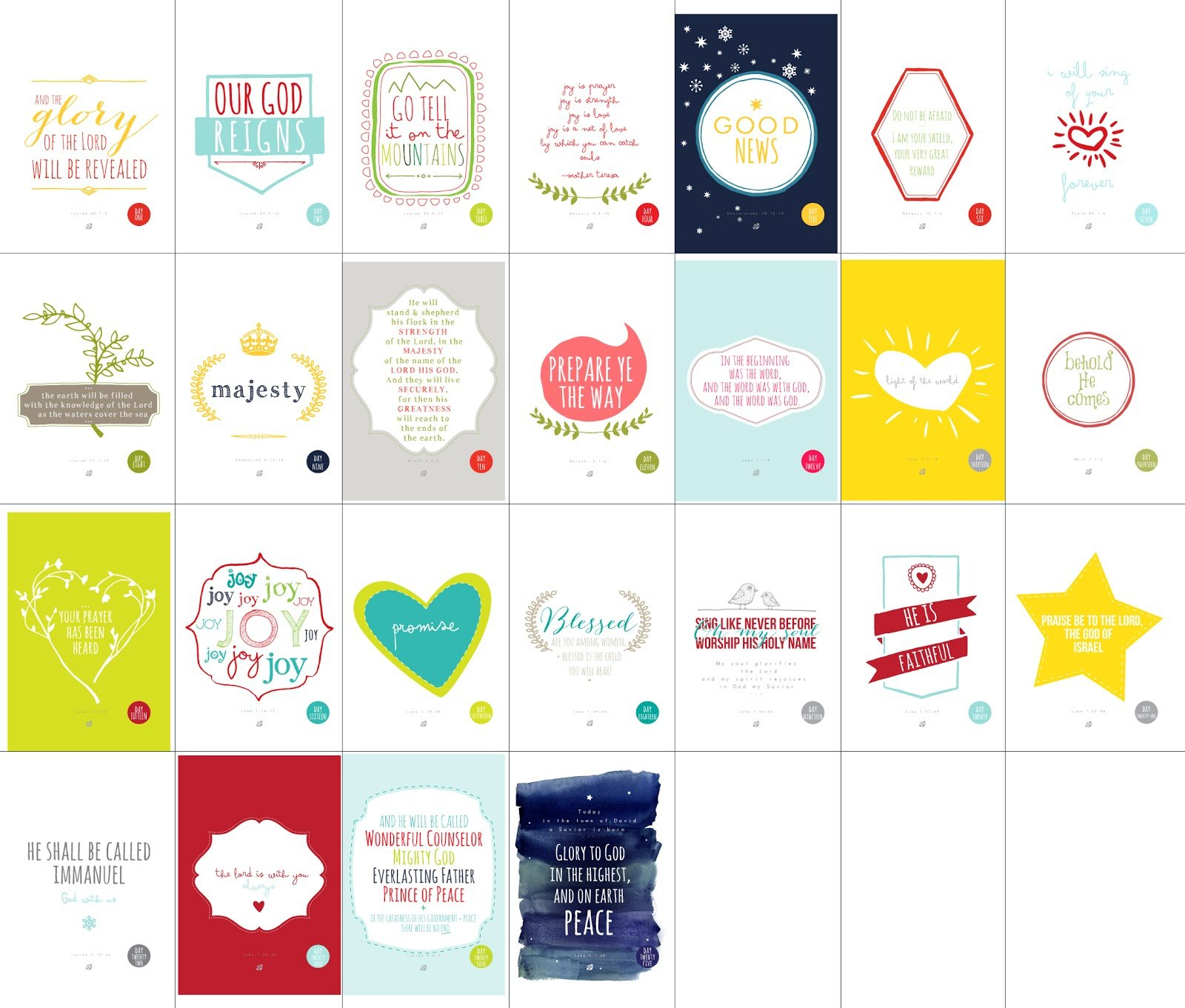 Weekend Stacks: December Daily Additions - And Sew We Craft Cross Cards Lune Calebders
