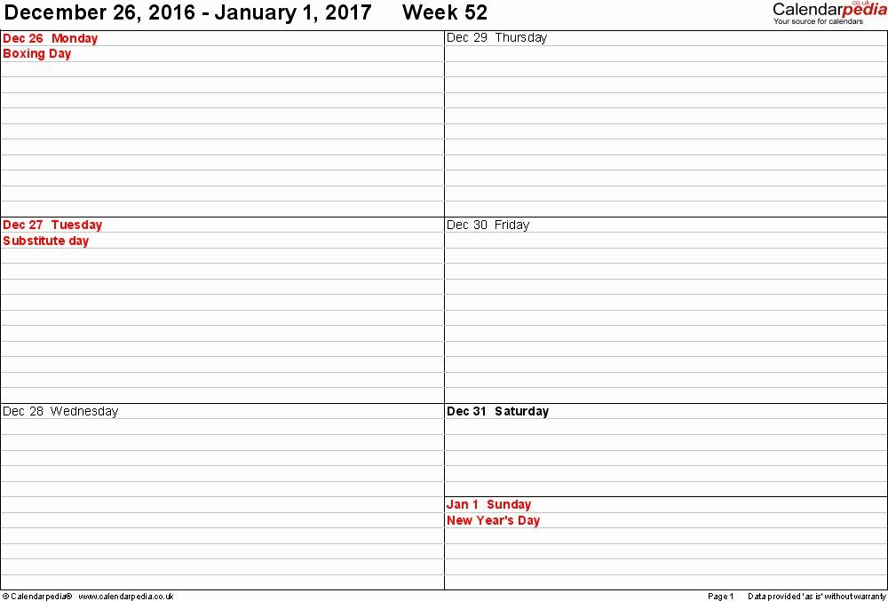 2 Week Calendar Template Word In 2020 | Monthly Calendar Two Week Calendar Form