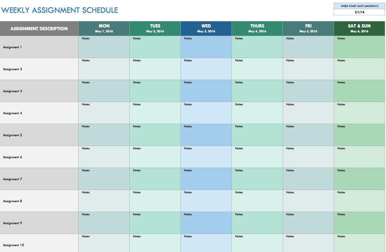 2 Week Schedule Template | Calendar Template Printable 2 Week Calendar Template