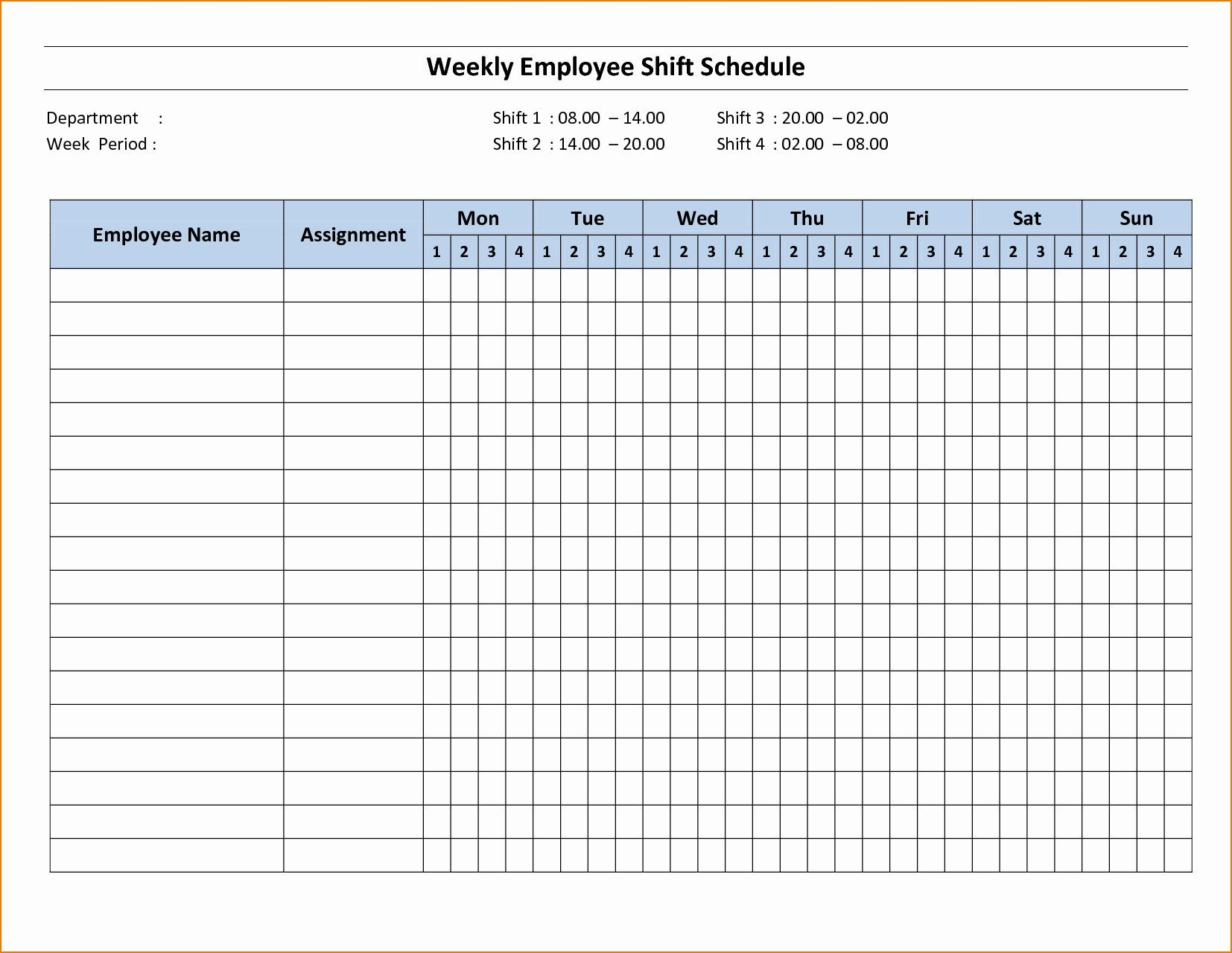 2 Week Schedule Template | Example Calendar Printable Two Week Calendar Template Free