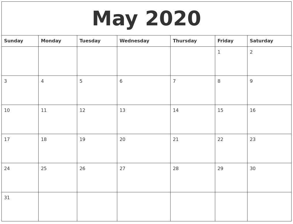 2020 Calendar Autos Post Custom Editable 2020 Free Online Calander I Can Edit