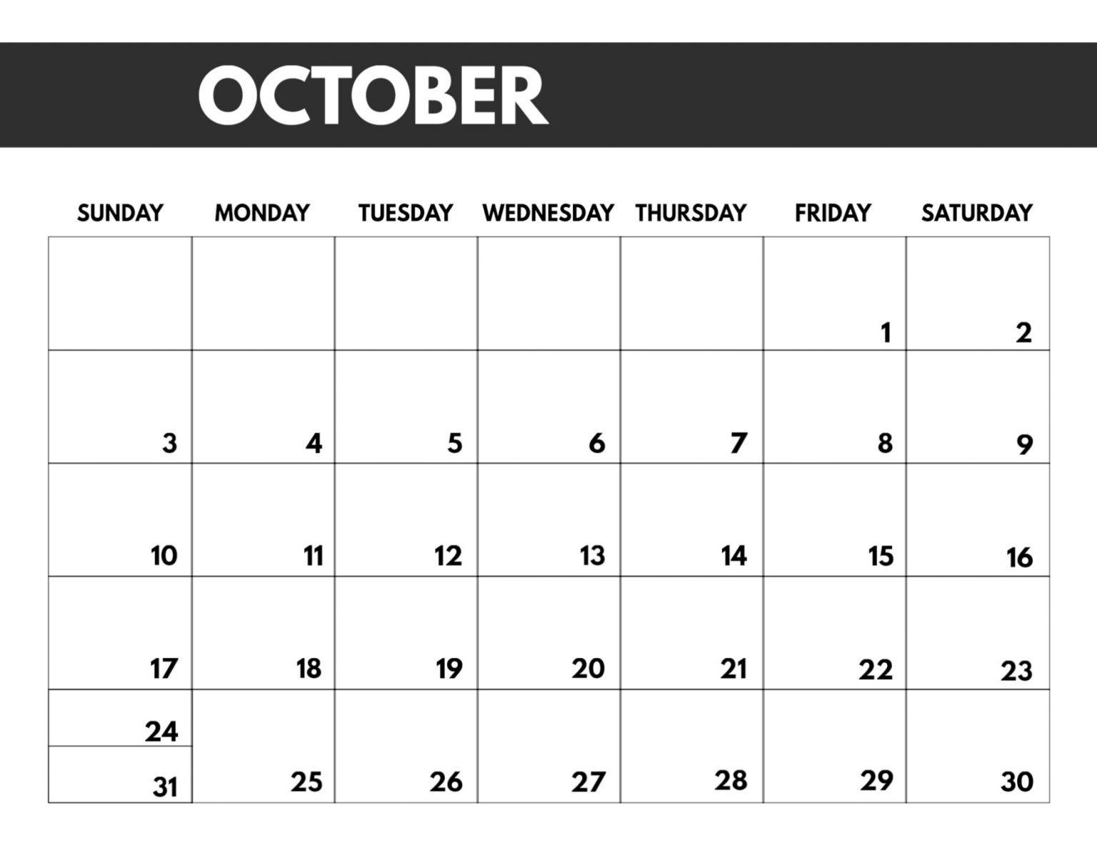 2020 Month Calendar Sunday Through Saturday – Calendar Sunday Through Saturday Planner