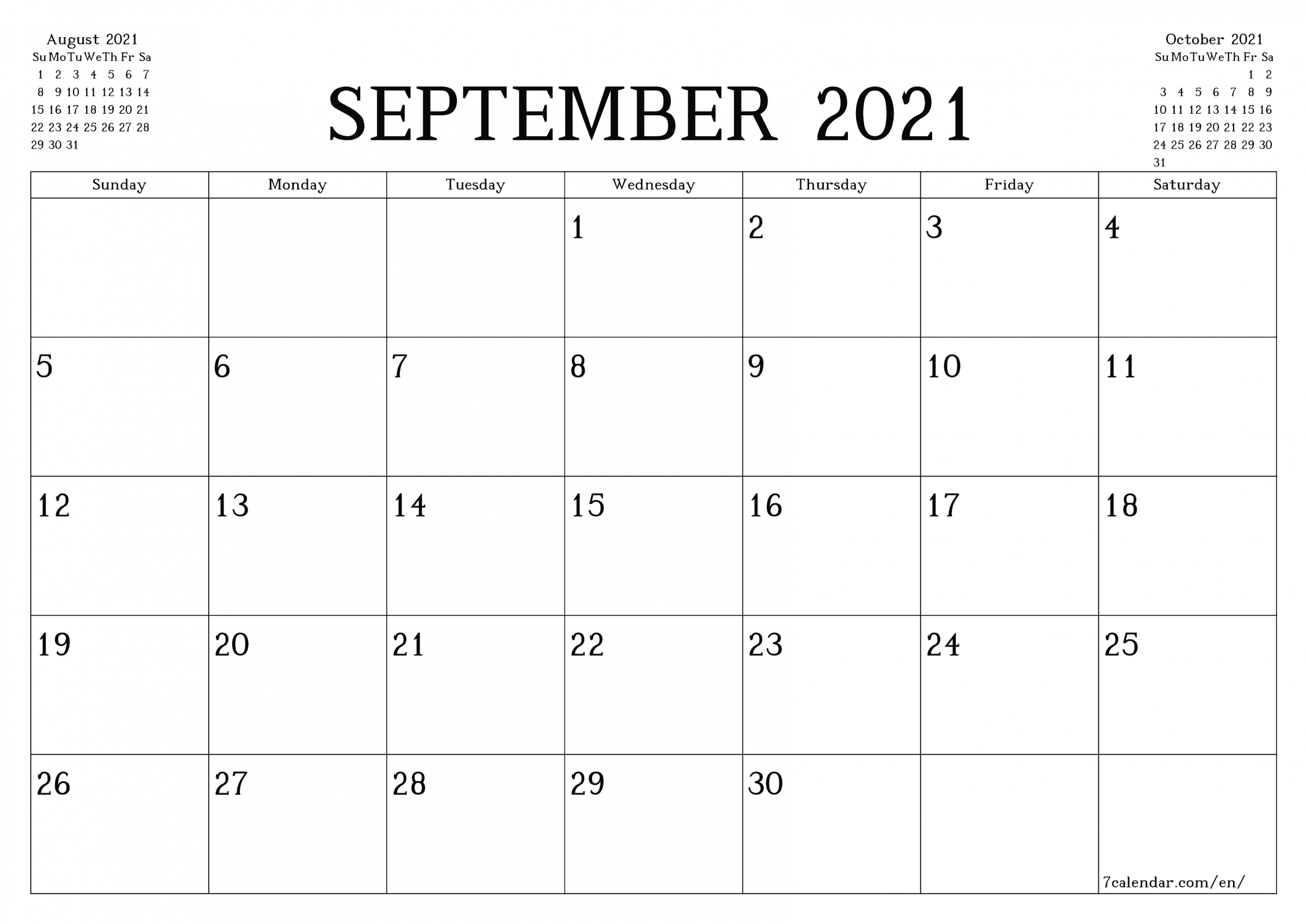 2021 Monthly Landscape Printable Calendar   Printable Diabeic Calenders To Write On Then Print It Out'