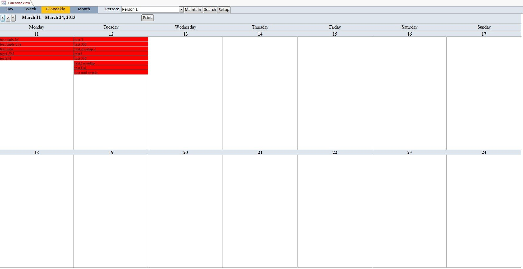 3 Week Calendar Template Word What Will 3 Week Calendar Create 2 Week Schedule