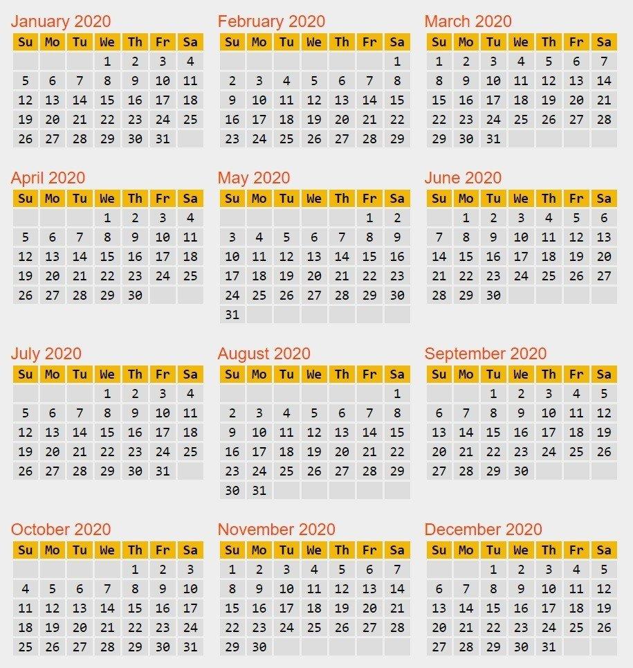 365 Day Julian Calendar January – Template Calendar Design List Of 365 Days Template