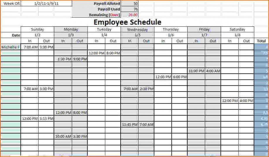 4 Week Calendar Template Excel Understand The Background Editable 2 Week Calendars