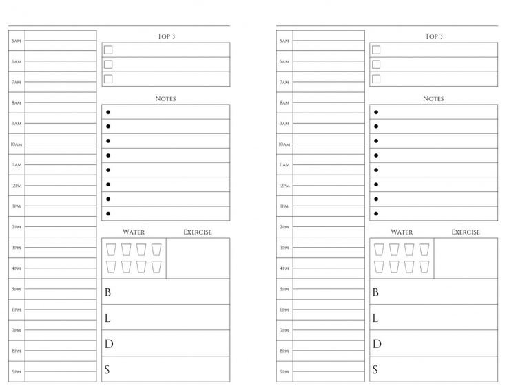 5.5 X 8.5 Monthly Calendar Template In 2020 | Daily Free 8.5 X 5.5 Printable Calendar