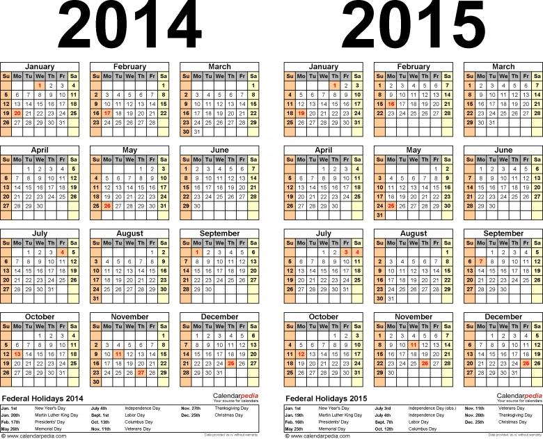 5 Year Printable Retirement Countdown Calendar : Free Retirement Short Timer Calendar